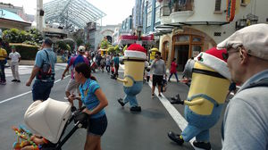 Christmas in Singapore - Day #5: Universal Studios & SEA Aquarium