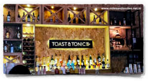 Brunching in Bengaluru: Toast & Tonic - A toast to great taste