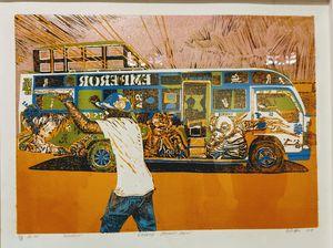 Art in town - Kochi Muziris Biennale