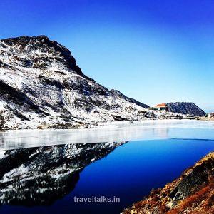 Winter Trip to Changu Lake ( Tsomgo Lake)