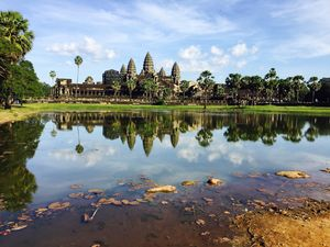 Angkor Tour with Vespa Adventures - Siem Reap