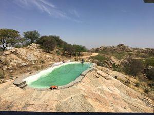 A Hidden Oasis - Lakshman Sagar(Pali)