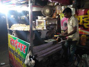 BihariLittiChauka #streetfoodpics #IWillGoAnywhereForFood