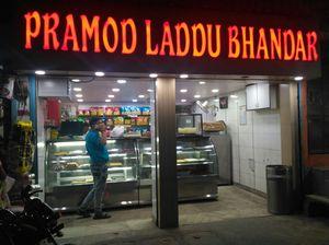 The best dining option in Gaya(Bihar), Pramod Laddu Bhandar #IWillGoAnywhereForFood #streetfoodpics