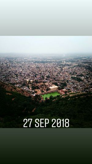 Hill station of bala fort- alwar