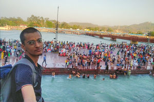 Solo trip to Haridwar #SelfieWithAView #TripotoCommunity