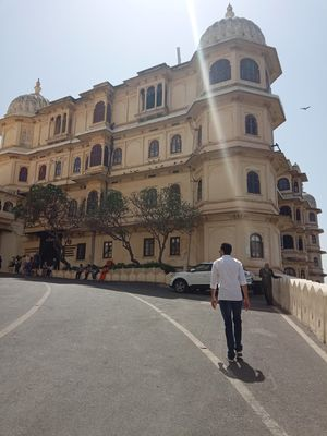 Weekend trip to Udaipur