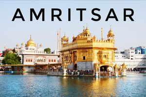 AMRITSAR- #Golden temple- ONE DAY TRIP
