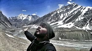 #Selfiewithview #Tripotocommunity #pinvalley #spiti  Life is good ✌️