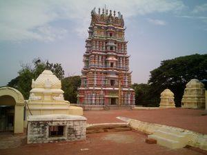 Magadi and someshwara temple