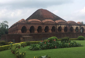 Bishnupur- The City Of Temples.