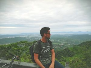 Trip to mussorie using cycle