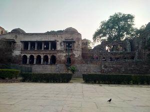 Hauz Khas Fort, New Delhi