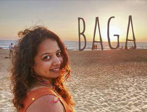 Sunkissed at Baga