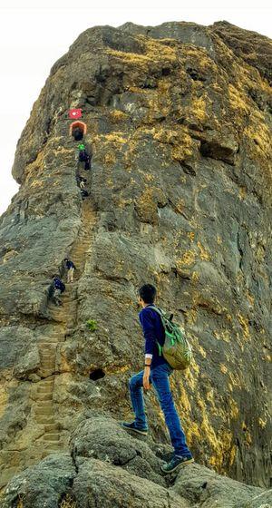 Harihar fort • easy for beginner •