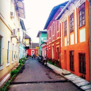 Panjim-the heart of Goa.