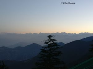 Dalhousie - Oneness with nature