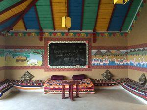 Experience true hospitality you must visit the Mahfeel-E-Rann Resort in Hudko Village