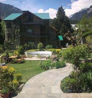 Johnson's Lodge - A little paradise in Manali