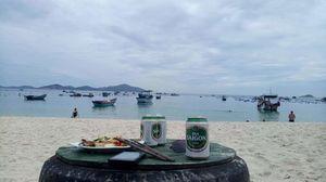 Bình Lập peninsula, Cam Ranh bay, Vietnam