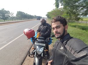 Getting lost somewhere in West Bengal