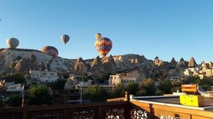 Cappadocia, the place to go to for breathtaking pictures.