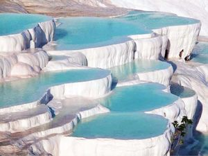 Turkey, a place you cannot only visit once - Pamukkale