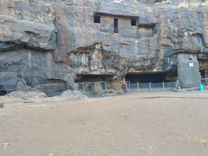 2000 Year old caves only 60 km from Pune