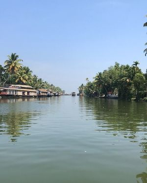 Alleppey Backwaters Trip