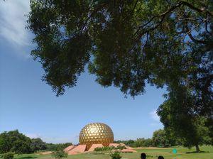 AUROVILLE: The dream Of Sri Aurobindo in making
