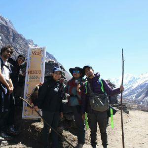 Langtang:Trek to Heaven           #Mountains #Nepal