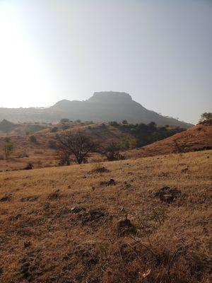Range Trek Songad To Bitangad #Nashik #Range Treks