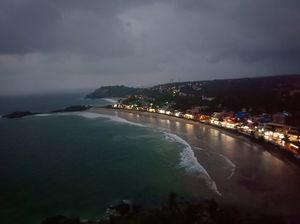 Magnanimous Beauty, The Ocean, viewed from Light House Kovalam