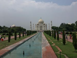 Taj Mahal ! A Masterpiece