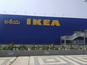 A visit to India's only IKEA right now!