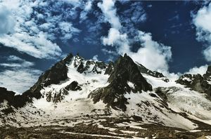 Hampta Pass - Chandratal trek.