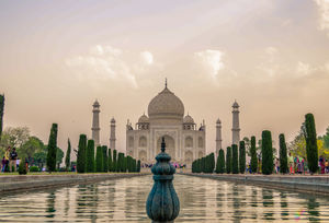 How to cover the magnificent Golden Triangle in 5 days?