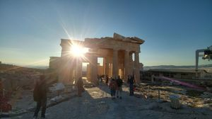 Photo Journey at the Acropolis of Athens, Greece
