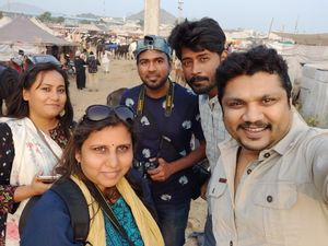 Strangers to Friends : Pushkar Mela