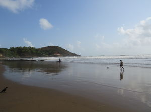 The Land of Beaches, Cliffs & Deities - Gokarna & Murudeshwar