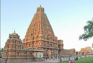 The Big temple - An architectural marvel !!!