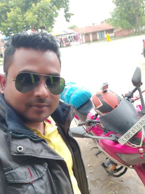 Solo ride from Hazaribag To Darbhanga via Patna