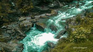 Wayfaring with the flow of stream!  #stream #murtiriver #BestTravelPicture #northeastphotos