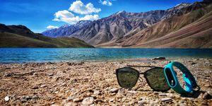 Beauty of chandra taal lake
