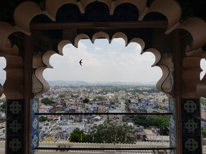 City view from city palace #besttravelpictures