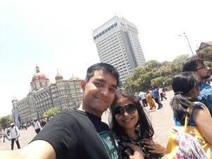 I love Aamchi Mumbai ❤????
