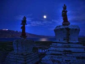 Moon lit destinations one must visit in India