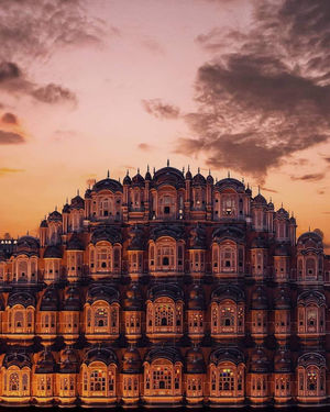 Solo Trip To The Pink City Of India : Jaipur #unforgettablesolo #indiain5k