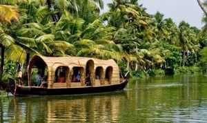 Venice of the East - Alleppey : The backwaters of Kerala #southindiaitinerary