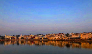Pushkar : The Town Of Temples#unforgettablesolo ##indiain5k